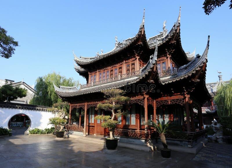 Jardín chino Yuyuan fotografía de archivo