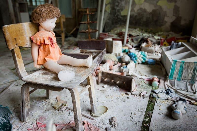Jardín de la infancia fotografía de archivo