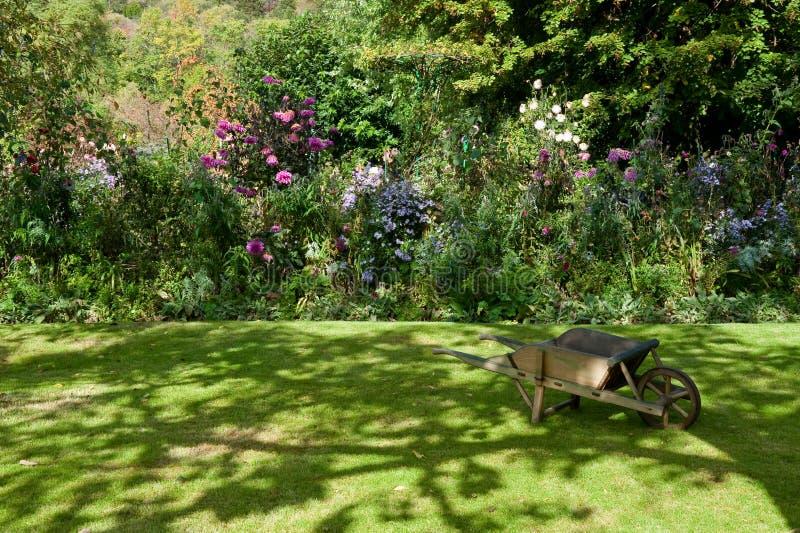 Jardín de Monet fotografía de archivo