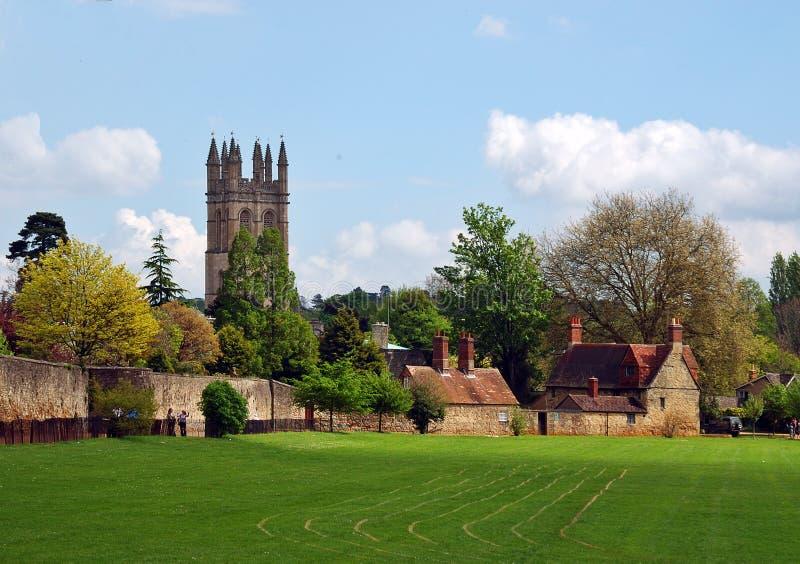 Jardín de Oxfords imagen de archivo libre de regalías