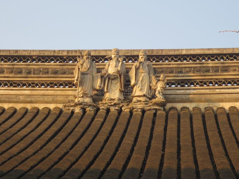 Jardín de Suzhou - Lion Forest fotos de archivo libres de regalías