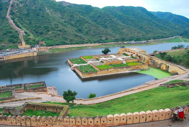 Jardín del bagh del kasturi de Kesar fotografía de archivo libre de regalías