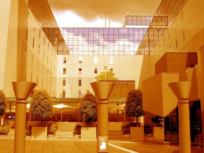 Jardín del cielo fotografía de archivo libre de regalías