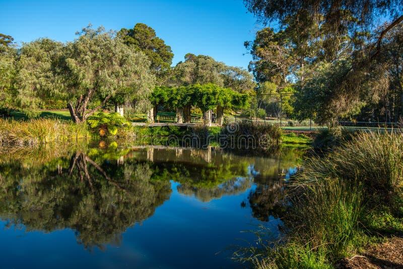 Jardín en Australia occidental imágenes de archivo libres de regalías