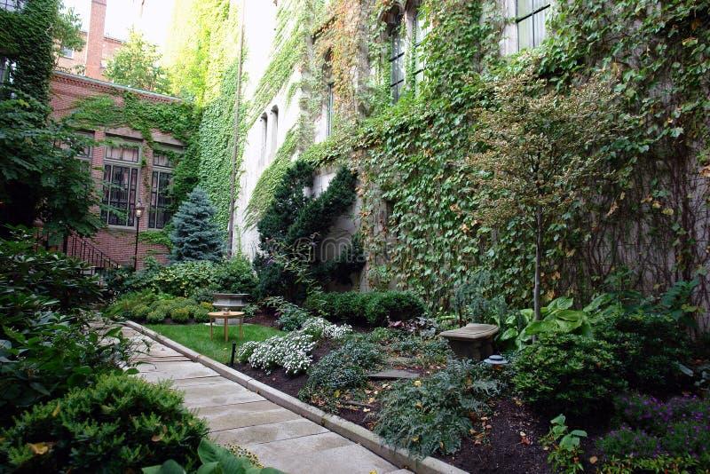 Jardín enorme de Boston fotografía de archivo libre de regalías