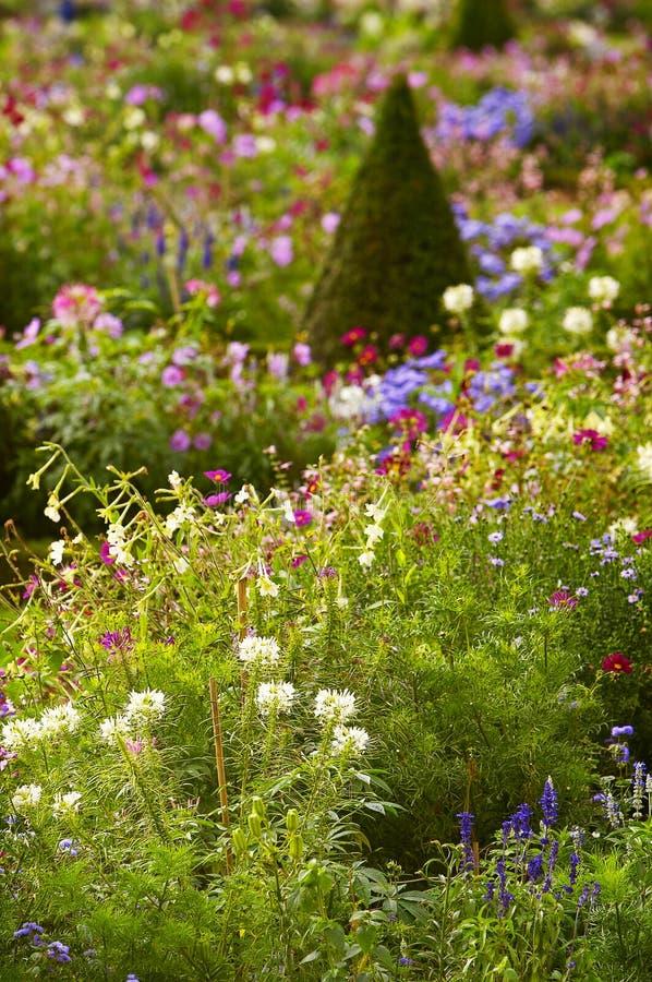 Jardín francés imagen de archivo