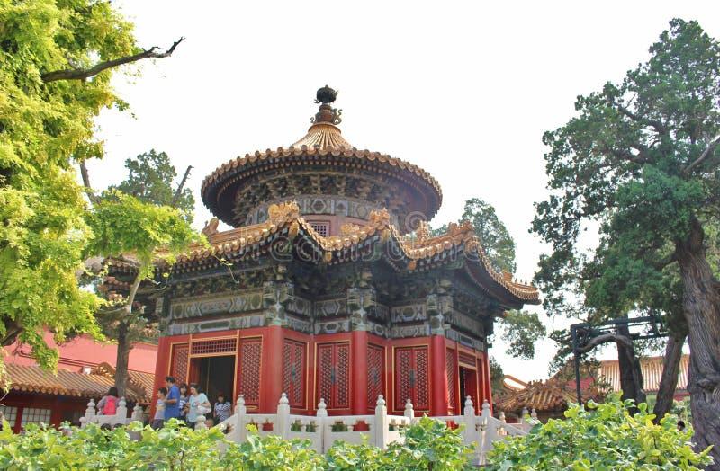 Jard n imperial la ciudad prohibida imagen de archivo for Jardin imperial