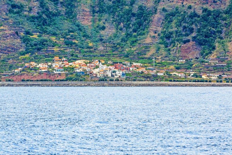 Jardim beschädigen, Madeira lizenzfreies stockfoto