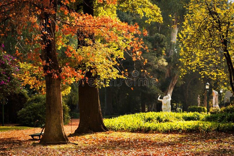 Jardim botânico, Buenos Aires imagens de stock royalty free