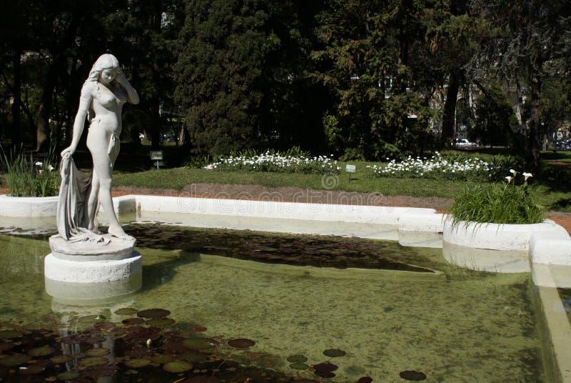 Jardim botânico de Buenos Aires fotos de stock