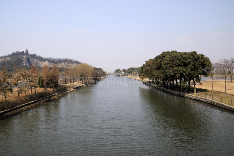 Jardim botânico de Chenshan fotos de stock