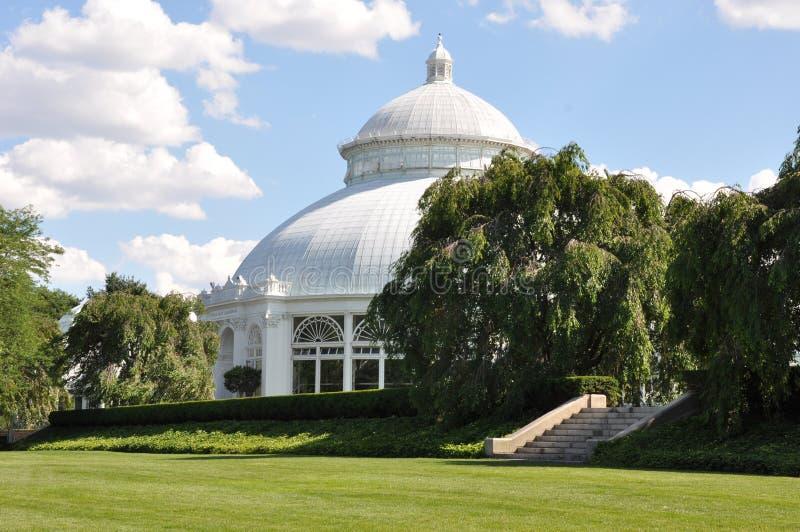 Jardim botânico de New York fotos de stock