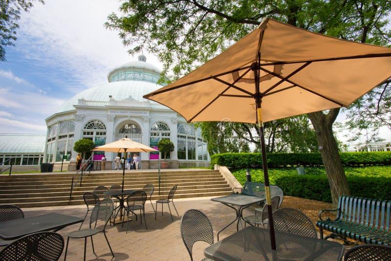 Jardim botânico de New York fotografia de stock royalty free