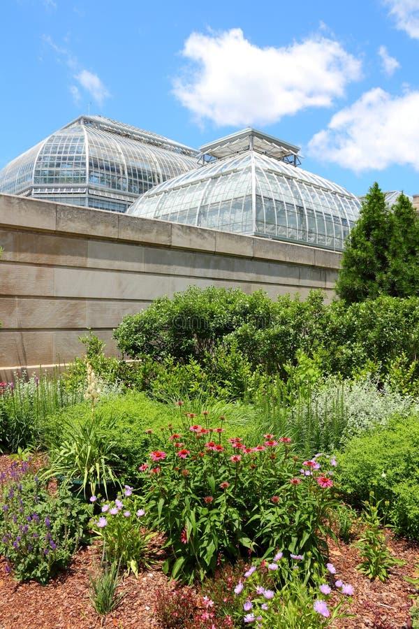 Jardim botânico dos E.U. fotos de stock