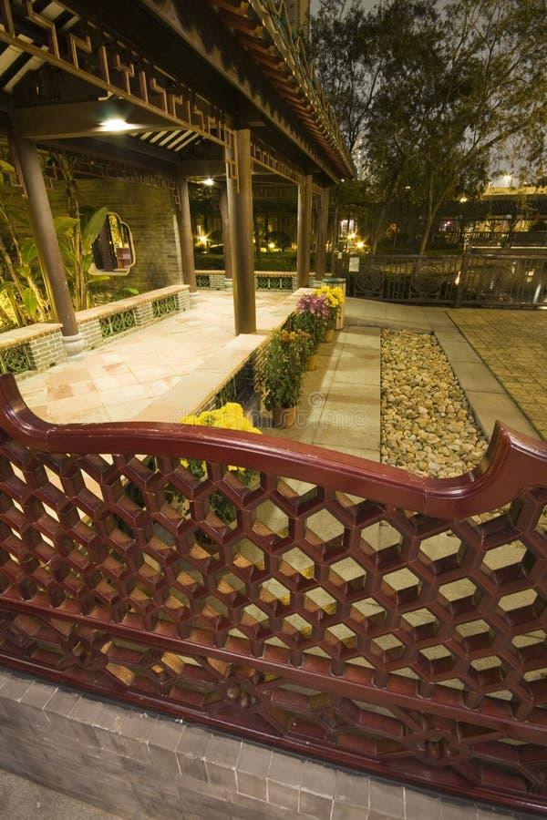 Jardim chinês fotografia de stock royalty free
