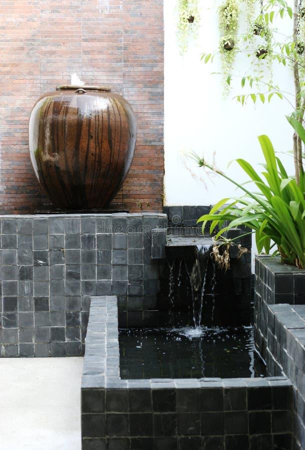 Jardim da água imagens de stock royalty free