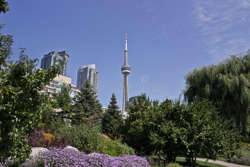 Jardim da música de Toronto's imagem de stock royalty free