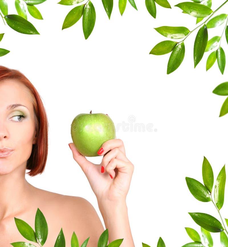 Jardim de Apple imagens de stock royalty free