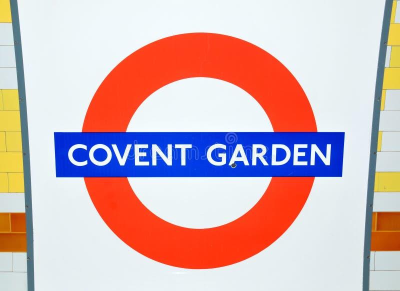 Jardim de Covent imagem de stock