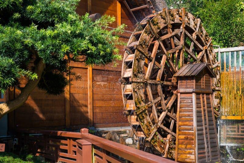 Jardim de Nan Lian - jardim bonito na cidade imagens de stock