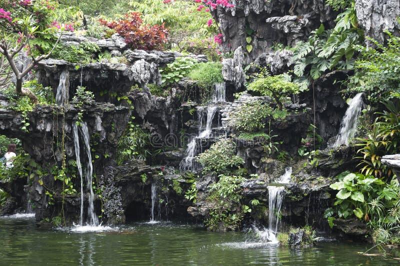 Jardim de Qinghui imagem de stock royalty free