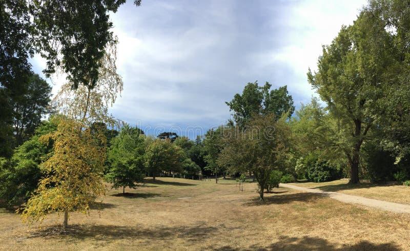 Jardim de Seawinds foto de stock royalty free