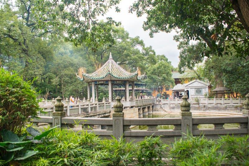 Jardim do estilo chinês imagens de stock royalty free
