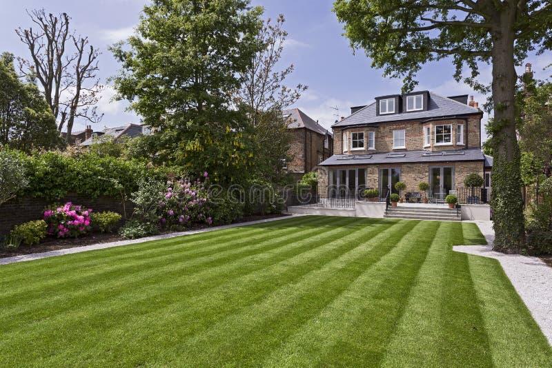 Jardim doméstico fotos de stock royalty free