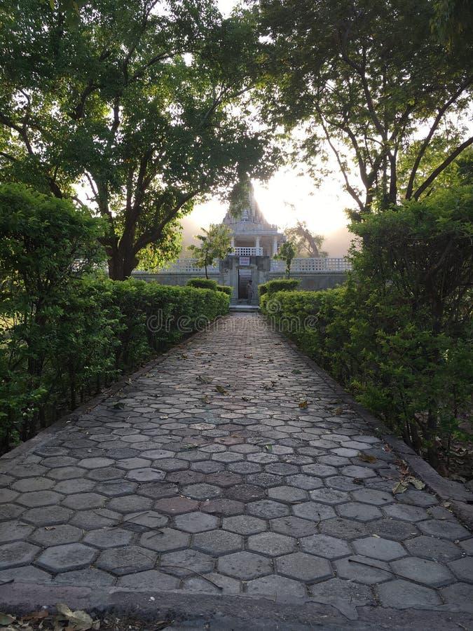 Jardim indiano foto de stock