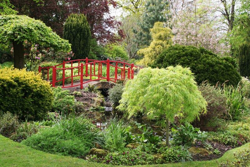 Download Jardim inglês foto de stock. Imagem de gramado, folhas - 114786