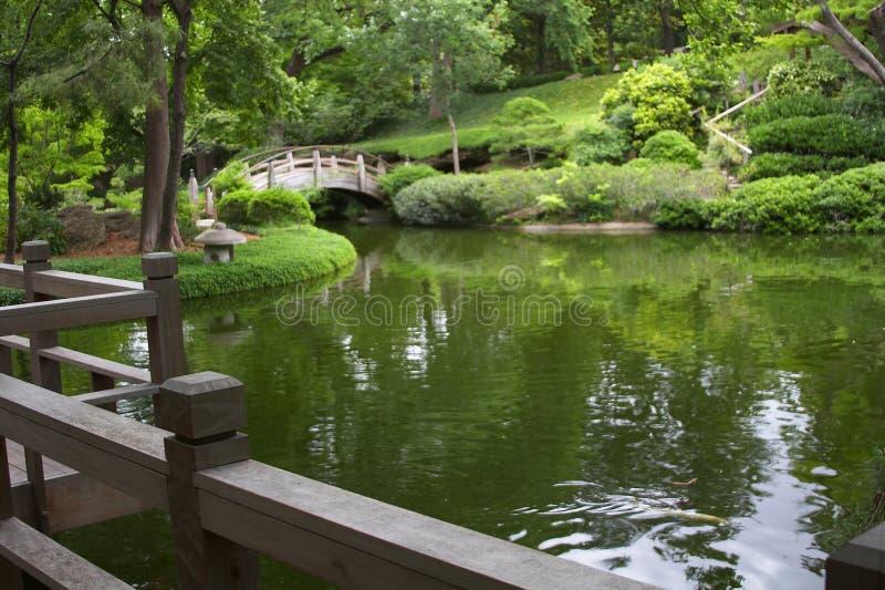 Download Jardim Japonês Imagem de Stock Royalty Free - Imagem: 1247806