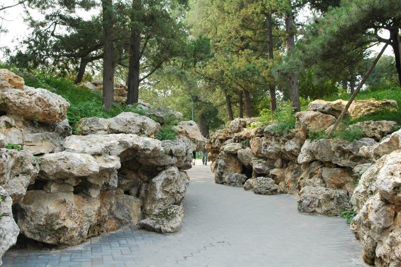 Jardim ornamental fotos de stock royalty free
