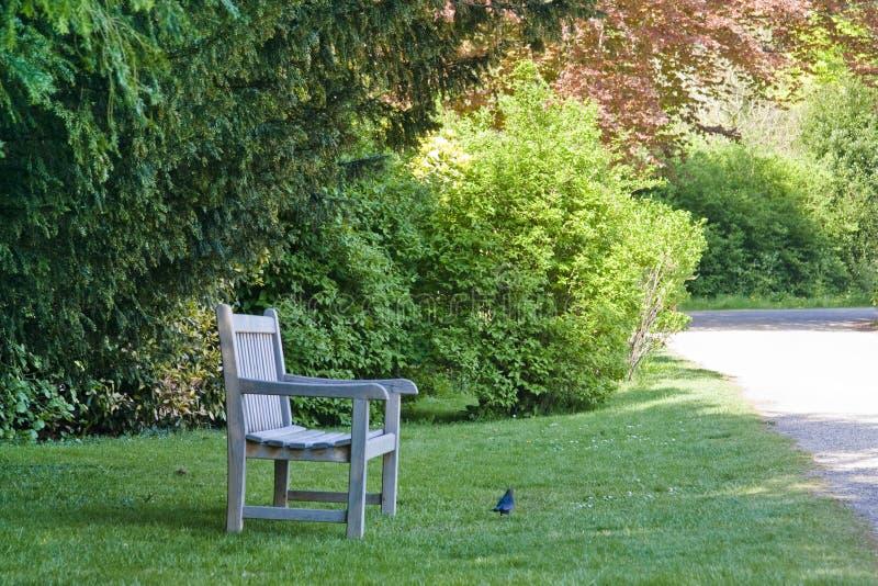Jardin anglais de pays photo stock image du d tendez for Jardin en anglais