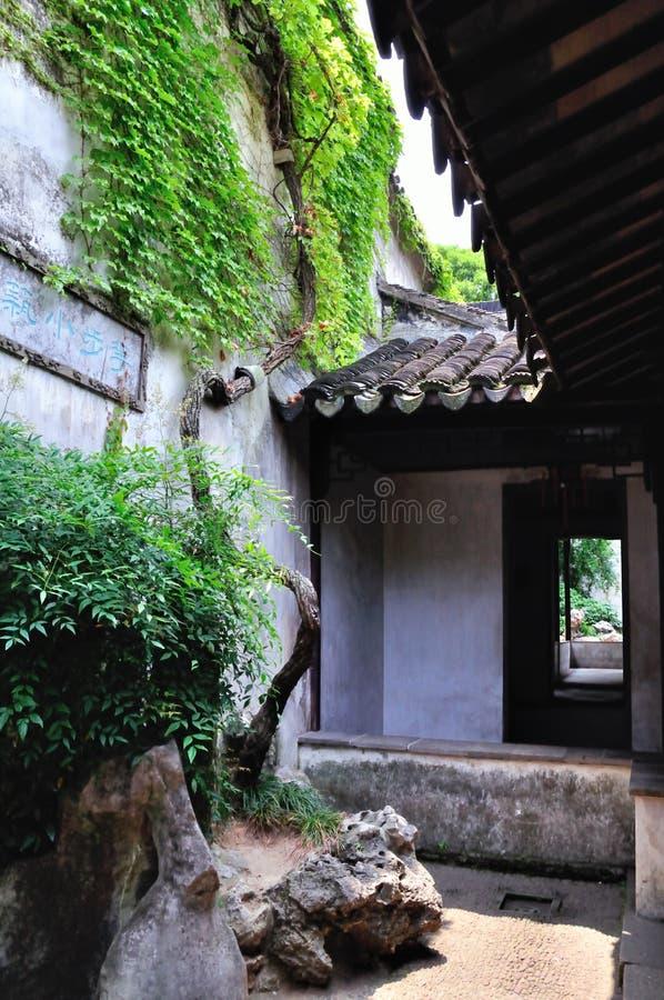 Jardin chinois photos libres de droits