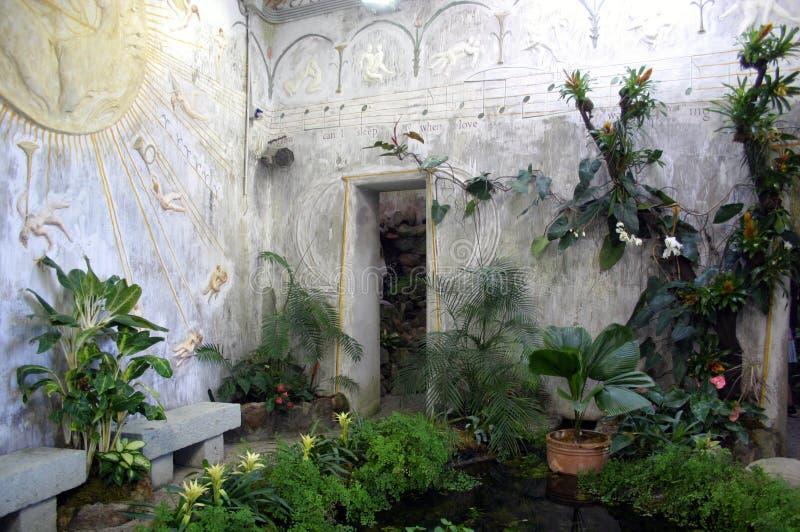 Jardin d'Éden photographie stock libre de droits