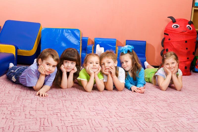 Jardin d'enfants photos stock