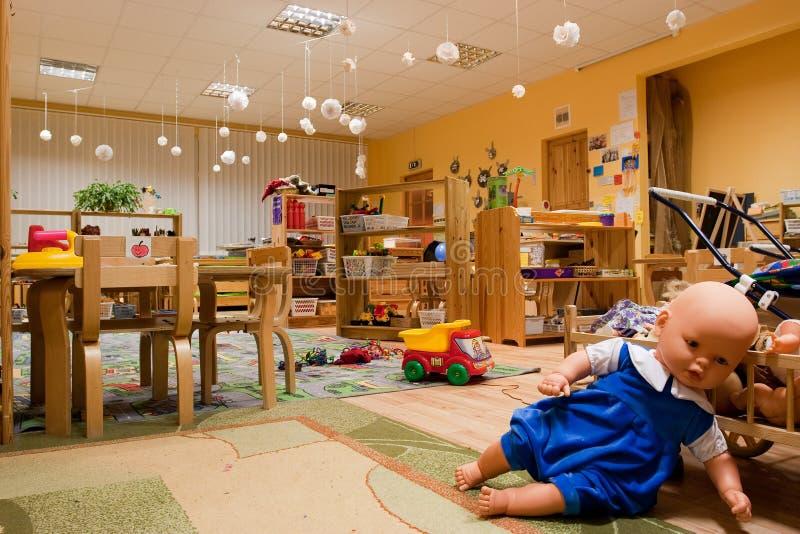 Jardin d'enfants images stock