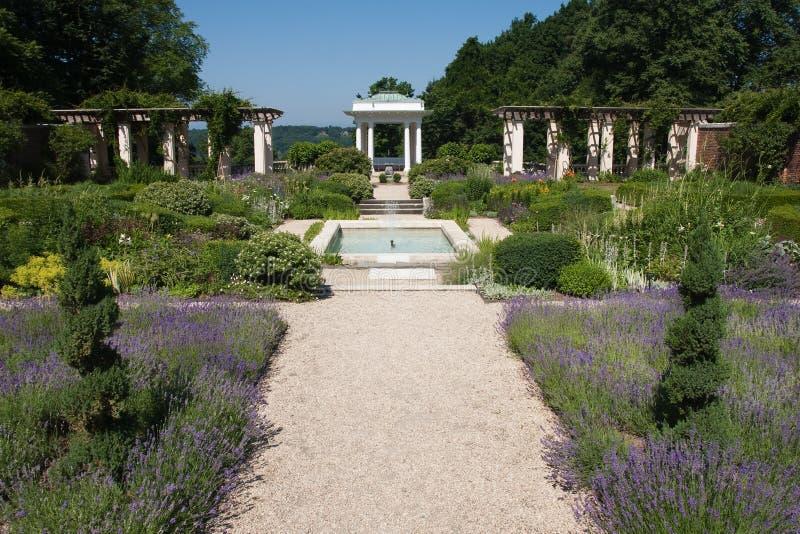 Jardin de Blithewood photographie stock