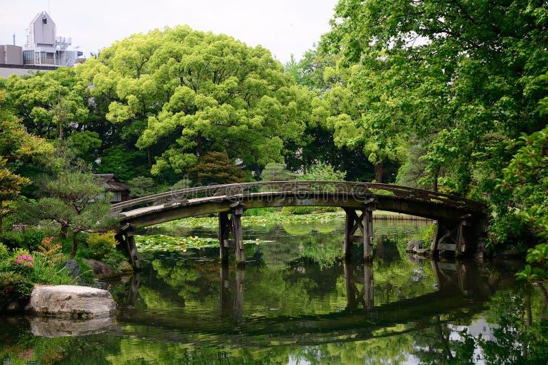 Jardin de Shosei, Kyoto, Japon photographie stock