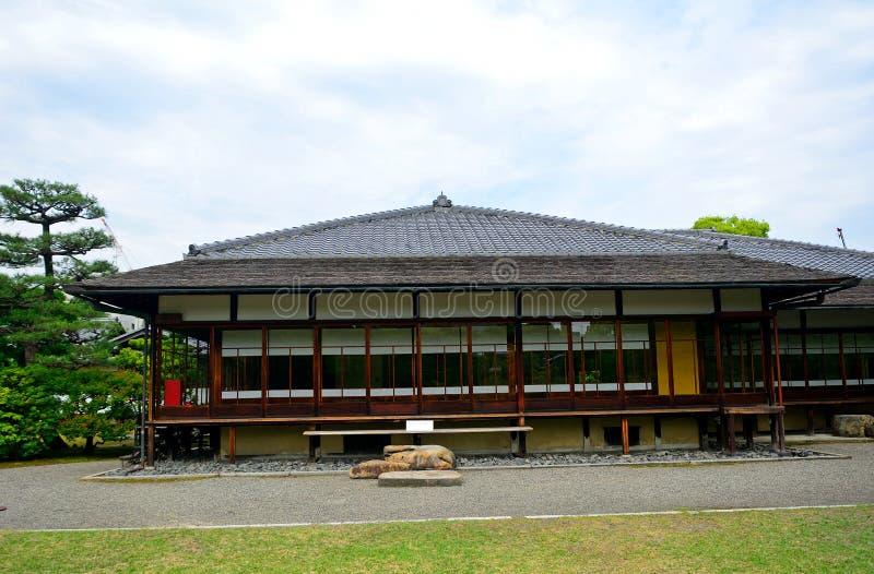 Jardin de Shosei, Kyoto, Japon image libre de droits