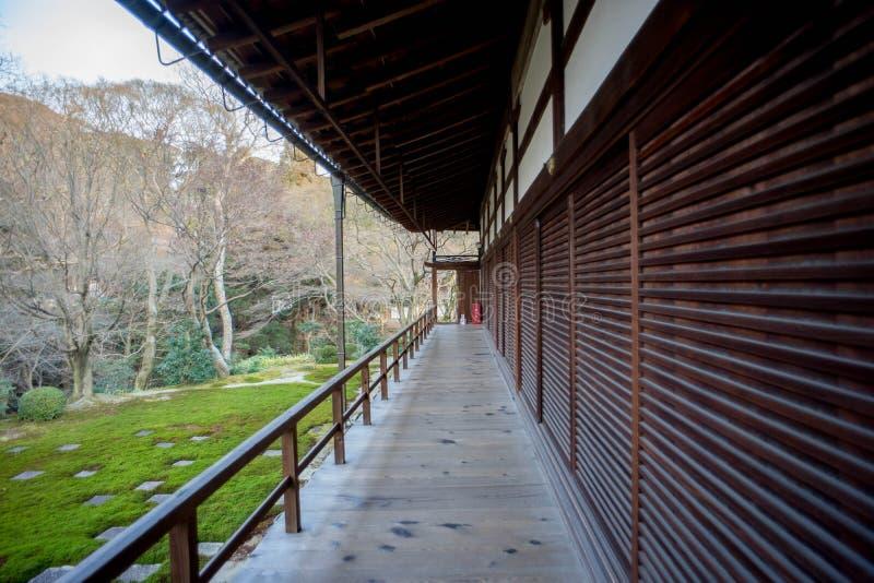 Jardin de STYLE du JAPON photographie stock