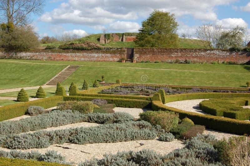 Jardin de Tudor, basant la Chambre image libre de droits