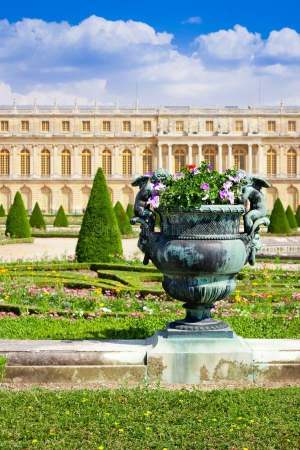 Jardin de Versailles image libre de droits