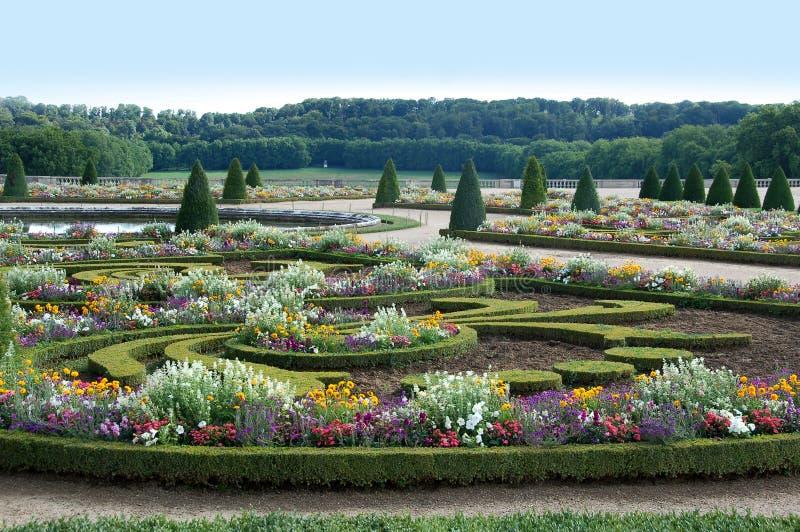 Jardin de Versailles, France image libre de droits