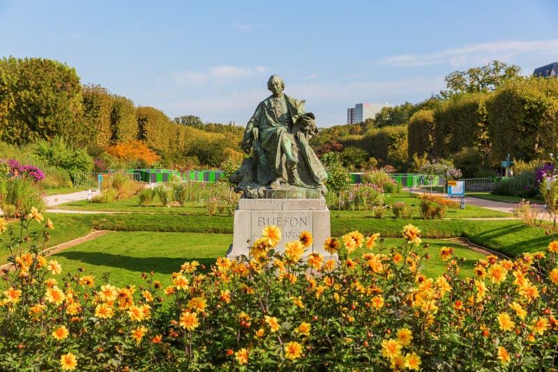 Jardin des Plantes en París, Francia imagenes de archivo