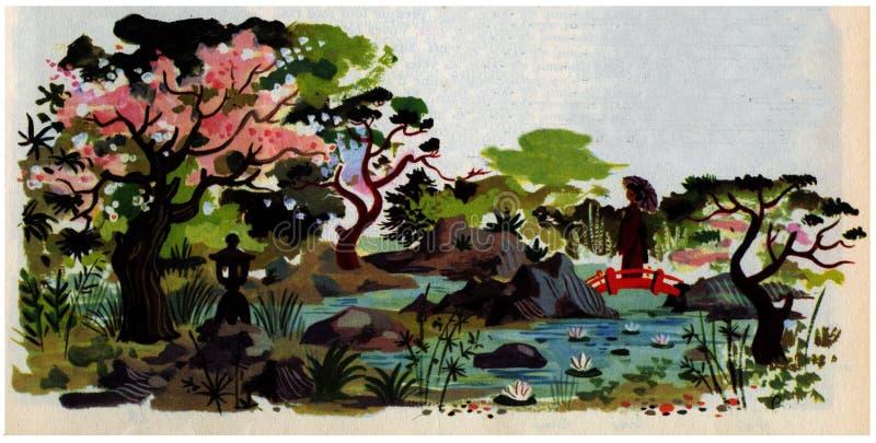 Jardin Japonais Free Public Domain Cc0 Image