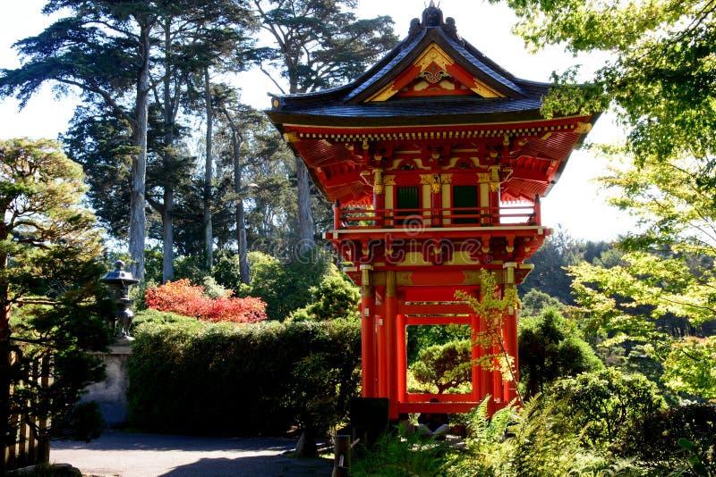 Jardin japonais de Washington, Etats-Unis images libres de droits