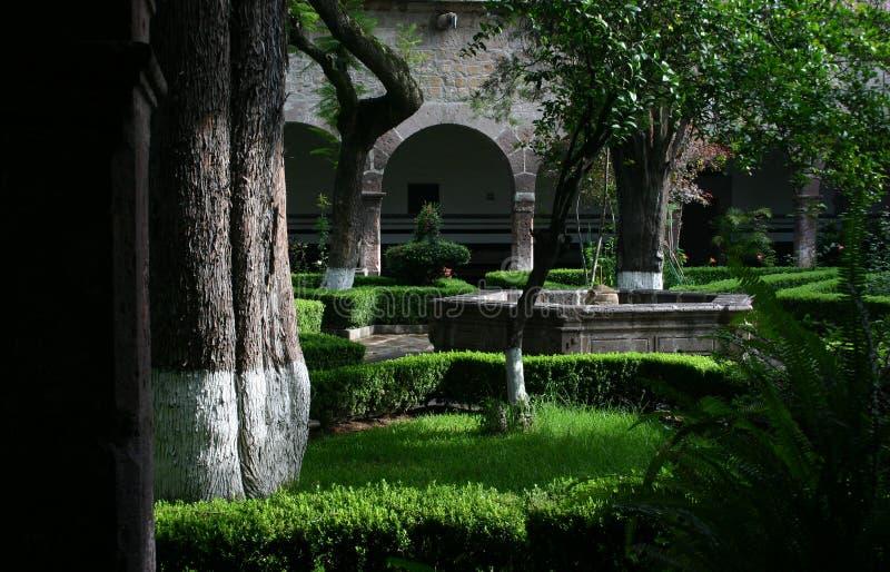 Jardin mexicain image stock
