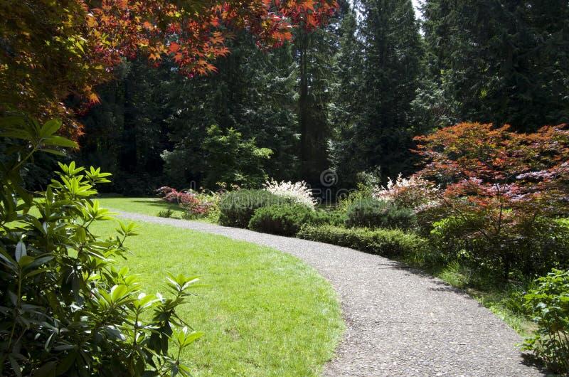 Jardin secret photo libre de droits