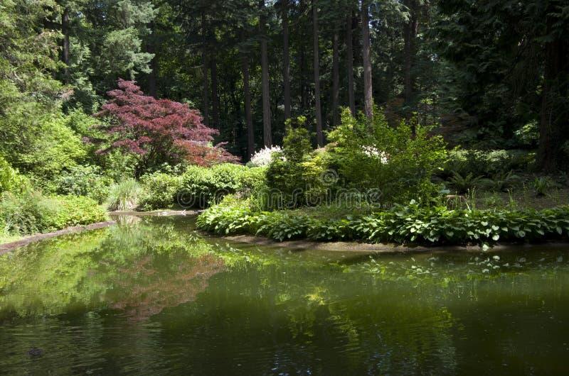 Jardin secret photographie stock libre de droits